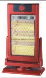 calefator 1000W com elemento de aquecimento do carbono