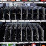 カード読取り装置が付いているLCDスクリーンの軽食の自動販売機
