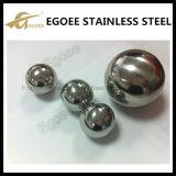ステアケースのためのブラシをかけられたステンレス鋼の端の球