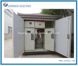 Transformadores inmersos en aceite de la subestación eléctrica de la distribución de la fábrica de China