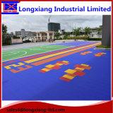 7つのカラースポーツの床張りを使用して学校のための特別なプラスチックマルチ様式