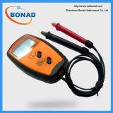 Voltímetro Sm8124 da resistência interna da bateria