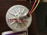 Pmg260 0,2 kW 28V CC 200 rpm viento vertical del eje de la turbina de disco sin núcleo Pmg trifásico generador de imán permanente