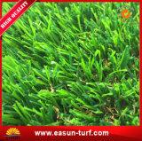 自然な見る緑の擬似泥炭の屋外のプラスチック人工的な草