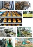 Four tunnel électrique professionnel de constructeur pour la chaîne de production de biscuit de pain