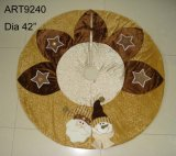 Санта и украшение 3asst дома подушки праздника снеговика