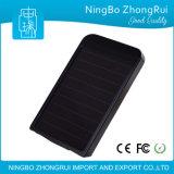 крен солнечной силы заряжателя панели солнечной батареи 2600 mAh портативный для мобильного телефона 2600mAh клетки
