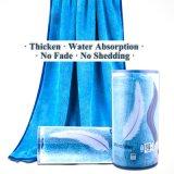 Aduana 100% de Rolls de la tela de la toalla de la alta calidad del algodón