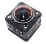 [4ك] 360 يصمّم درجات [بنوفيو] [فر] آلة تصوير
