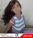 Кукла секса куклы силикона подбитых глаз груди оптовой продажи 158cm фабрики большая для человека