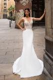 Сатинировка/шнурок Mermaid Dina с белых платьев венчания