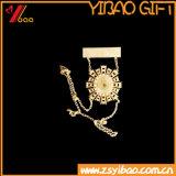習慣の金張りの合金の硬貨のギフト(YB-HD-106)