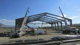 Здание стальной структуры земледелия/арена Riding лошади стальной структуры крытая