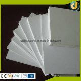 Hogar y tarjeta comercial del PVC de la hoja de la espuma del PVC del uso con Ce del SGS