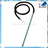 """4 slangen 22 """" Blauwe Waterpijp Shisha"""