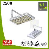 Vente en gros de lampe suspension plafonnière Chine Bridgelux 250 W LED Tunnel Light
