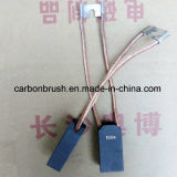 Поставщик E104 щетки углерода в форме графита мотора индустрии electro
