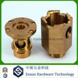 Standaard & Niet genormaliseerd OEM Aluminium/Metaal/Messing Geanodiseerde CNC Delen