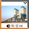 Planta de tratamento por lotes concreta avançada do controle elétrico/planta de mistura concreta