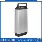 Bateria elétrica da bicicleta do lítio com pacote do PVC