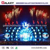 Visualización de LED a todo color al aire libre P2.976/P3.91/P4.81 para los conciertos de alquiler de los acontecimientos