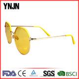 [ينجن] خمسة ألوان [أونيسإكس] واضحة نظّارات شمس عادة علامة تجاريّة ([يج-ف83887])