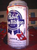 Рекламировать раздувную гигантскую бутылку может реплика для сбывания