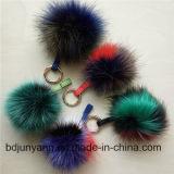 Sfera della pelliccia del Beanie della pelliccia POM POM di modo per il fiocchetto della pelliccia di Fox della decorazione