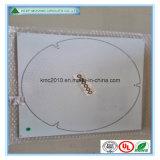 Placa do PWB do PWB do diodo emissor de luz com PWB branco do UL RoHS