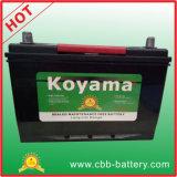 12V 80ah Batterij van de Auto van het Onderhoud de Vrije Ns70 Hoge CCA