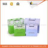 Sacs à provisions personnalisés par vente en gros de papier d'emballage