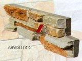 Revestimientos de la pared de piedra de la cultura para la decoración de la pared