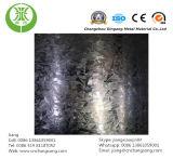 Gewölbtes Blatt (galvanisierter Stahl)