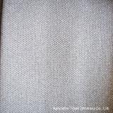 Pura de poliéster tejido de lino Sofá-Como Tela de tapicería