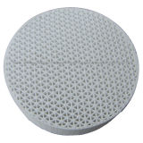 Carrier di catalizzatore ceramica a nido d'ape industriale
