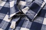 Chemise de plaid de femmes de Blue&White