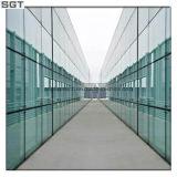 Vetro basso di E, vetro riflettente in vario formato & spessore