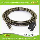 승압기 중계기 증량제에 USB 능동태 2.0 연장 케이블 30 미터