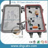 Усилитель хобота Hfc 5-862MHz двухсторонний CATV (HT-8030)