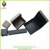 Steifer schwarzer verpackenpapierkasten