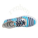2017 Segeltuch-Schuhe der neuen heißen Frauen