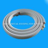 18000BTU aisló el tubo de cobre de la bobina de los pares para el acondicionador de aire de la pared
