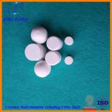 sfera stridente dell'allumina di ceramica di 95% e di 92%