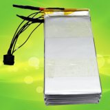 bateria de lítio de 12volt 24volt 48volt 72volt para o carro de golfe