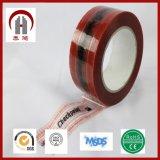 Logotipo de la cinta de embalaje del cartón adhesivo Impreso