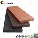 Schede di plastica di legno di Decking di Composit di colore del pino per costruzione