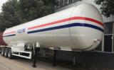 Precio del petrolero del acoplado 25t LPG del tanque de ASME 45-50m3 LPG