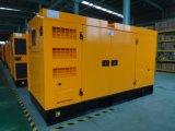 Generatore diesel approvato del cilindro 100kw 6 4stroke del Ce (GDC125*S)