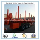 半中国の販売のための木製の輸送のトレーラー