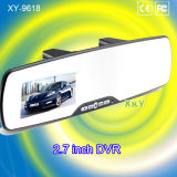 черный ящик автомобиля зеркала автомобиля 2.7inch DVR (XY-9618S)